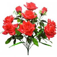 Искусственные цветы, Роза с усиками (10 шт в уп), фото 1