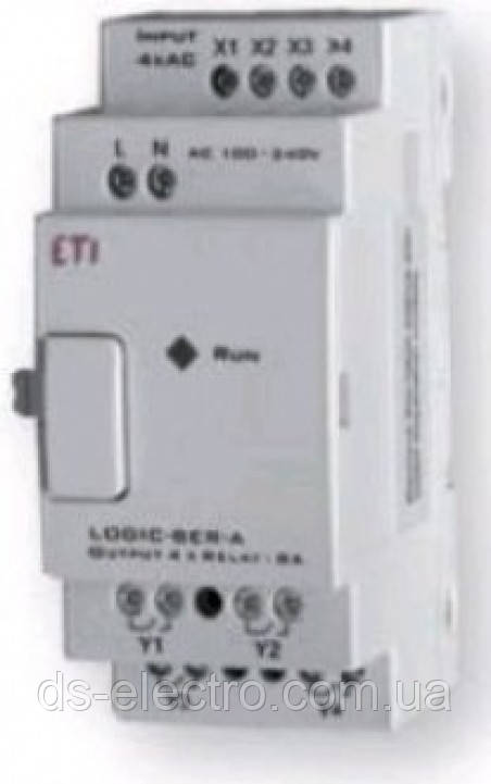 Модуль расширения LOGIC-8ET-D_24V DC