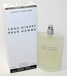 ТЕСТЕР Issey Miyake L'Eau D'Issey Pour Homme 100 мл Мужская парфюмерия