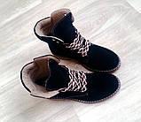 """Женские демисезонные ботинки """"Комфорт"""" ТМ Bona Mente (разные цвета), фото 3"""