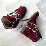 """Зимние женские ботинки """"Комфорт"""" ТМ Bona Mente (разные цвета), фото 10"""