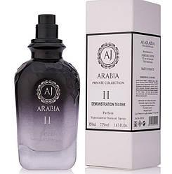 AJ Arabia Private Collection II 50 ml ТЕСТЕР Унисекс