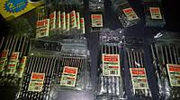 Свердло по металу 5.0х87х132мм ц/х довга серія (DIN 340), HAISSER