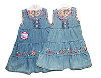 Сарафан детский джинсовый Sani 3716, фото 1