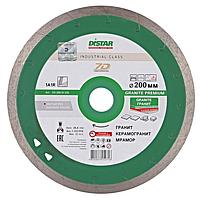 Алмазный диск по граниту Distar 200мм, 25,4мм Granite Premium