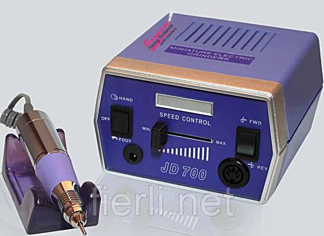 Фрезер для маникюра Electric Drill JD-700 (35 Вт/30 тыс.об.)