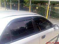 Дефлекторы стекол Mitsubishi Carisma 1995-2004 Sedan (HIC) Тайвань