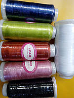 Нитка шёлк для машинной вышивки