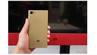 Золотой Xiaomi Mi3 и красный Xiaomi TV