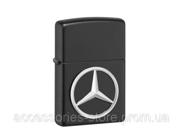 Зажигалка Mercedes-Benz Lighter by Zippo Black 2017