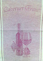 Полотенце 50*70 КАБЕРНЕ ФР. (100% лен) цвет78