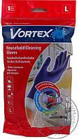 Хозяйственные перчатки для уборки ( с провитамином В5 и запахом лесных ягод) L
