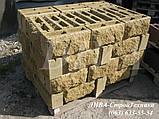 Вибропресс для блоков с декоративной рваной поверхностью цена, фото 4