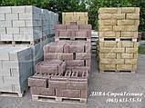 Вибропресс для блоков с декоративной рваной поверхностью цена, фото 5