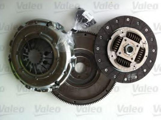 Маховик + Комплект сцепления Volkswagen Transporter T5 1.9TDI (механика) Valeo