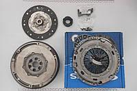 Маховик + комплект сцепления VW Transporter T5 1.9TDI (Фольксваген Транспортер Т5) (механика) Sachs 2290601059