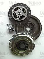 Маховик + Комплект сцепления Volkswagen Transporter T4 2.5 TDI (75кВт) (Механический) Valeo