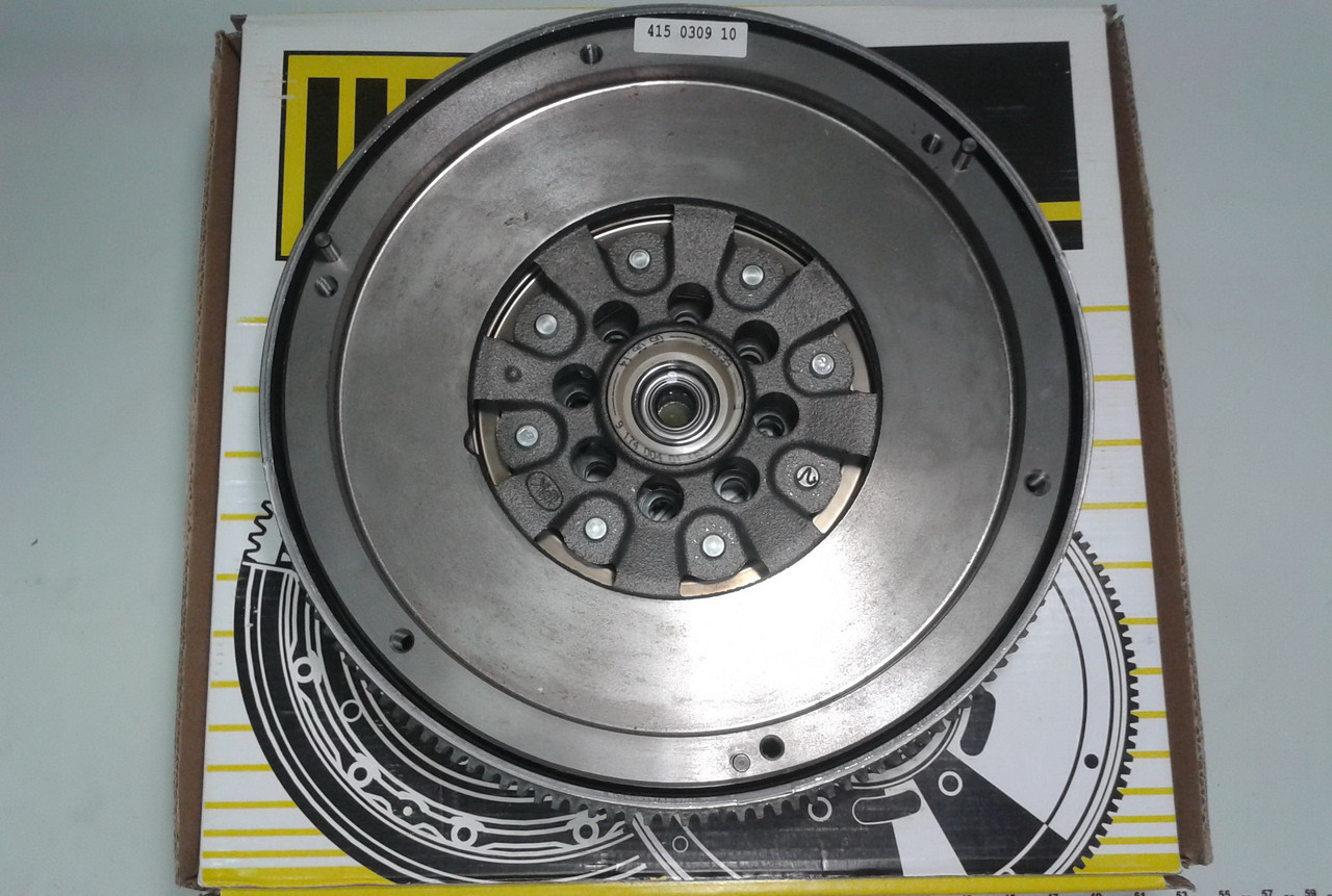 Маховик Mercedes Sprinter 2006- OM646 2.2CDI (bi turbo) LUK