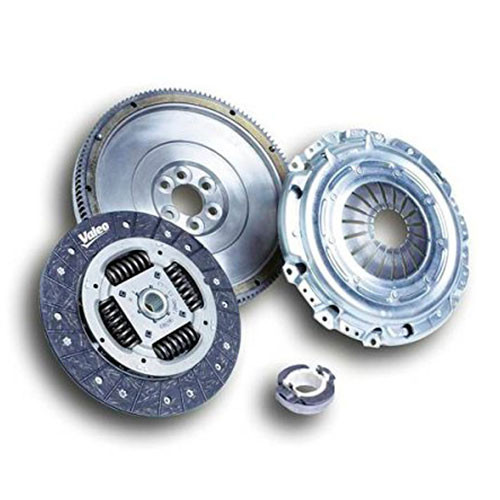 Маховик + Комплект сцепления + выжимной Fiat Scudo 1996-2007 2.0HDI/JTD (80кВт) VALEO