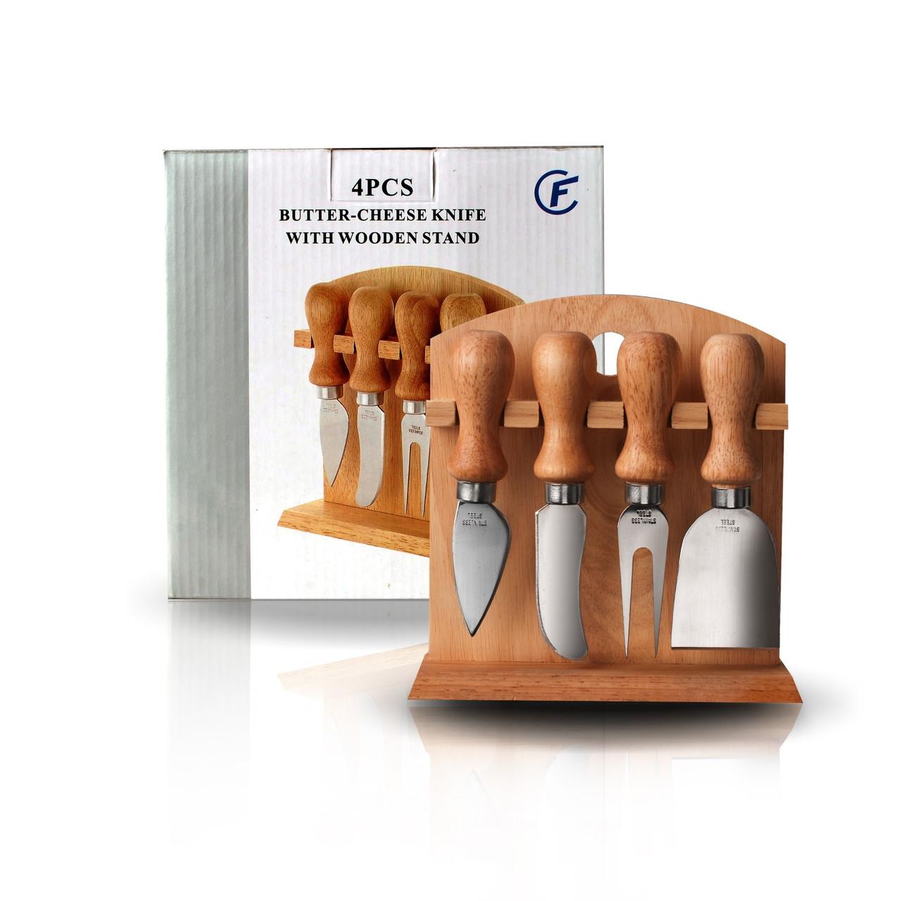 Набор ножей для нарезки сыра