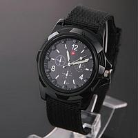 Кварцевые мужские часы  (Black)