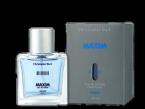 Туалетная вода мужская Maxim от Christopher Dark -версия аромата Mexx Man