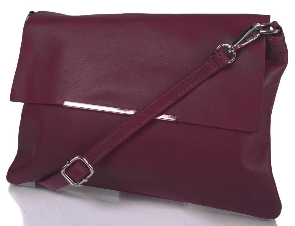 76a60b6e96bc Стильная женская кожаная сумка-клатч ETERNO ETK0227-17 — только ...