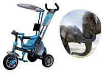 Азимут Сафари трехколесный велосипед Azimut Safari bc-15а Надувные И Пена Колеса