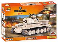 Конструктор Танк Кромвель COBI World Of Tanks (COBI-3002), фото 1