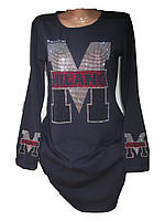 "Платье женское (трикотаж) M fashion Турция Розница ""Interes"" B-1184"