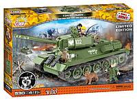 Конструктор COBI - Четыре танкиста и собака