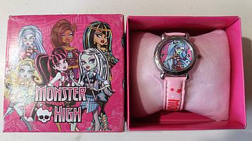 Часы детские наручные с героями популярных мультфильмов: