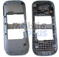 Samsung E1202i Средняя часть корпуса, Indigo Blue, original (PN:GH98-24007C)