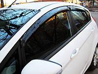 Боковые дефлекторы Ford Fiesta 2008 -> HB (HIC) Тайвань