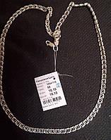 Серебряная цепь 925 пробы Арабка