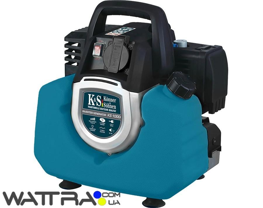 Генератор инверторный  Konner & Sohnen KS 1000i (1 кВт) - Wattra.com.ua - техника... в Киеве