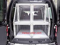Клетки для перевозки собак размером 0,8 х 0,5 х 0,57м