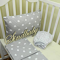 Комплект детского белья в кроватку - 10