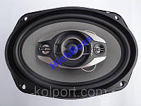 Автомобильная акустика Pioneer TS-A6983S 440W, 15х24 см Динамики 4-х полосные