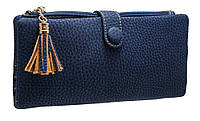 Стильный женский кошелек A811 blue
