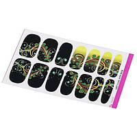 Слайдер -дизайн на водній основі для нарощених нігтів