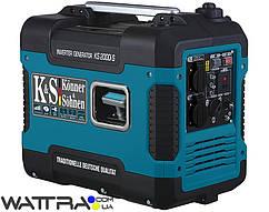 Генератор инверторный  Konner & Sohnen KS 2000i S (2 кВт)