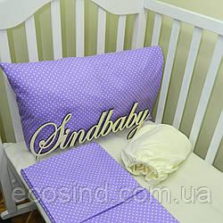 Комплект детского белья в кроватку - 03