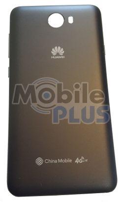 Батарейная крышка для Huawei Y5 II (Black)