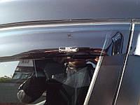 Дефлекторы окон BMW 5 Series Е60 2004-2010 Sedan (HIC) Тайвань
