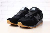 Мужские черные кроссовки New Balance 996