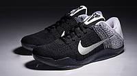 Nike kobe 11 черн+бел.