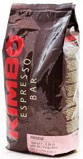 Кофе в зернах Kimbo Prestige 1 кг