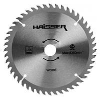 Диск пильный Haisser 190х30 50 зуб по дереву