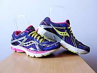 Кроссовки Saucony Phoenix 7 100% ОРИГИНАЛ р-р 40 (25,5см) (Б/У СТОК)найк adidas original беговые сайкони asics